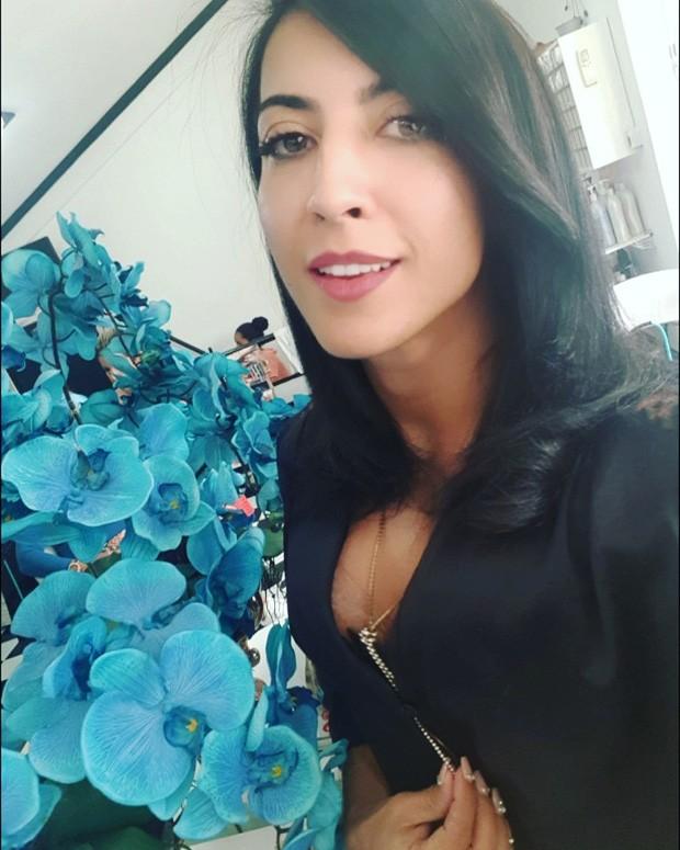 Priscila Pires mostra resultado após cirurgia (Foto: Reprodução)
