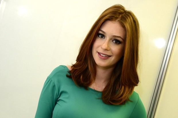 Marina Ruy Barbosa (Foto: tei)
