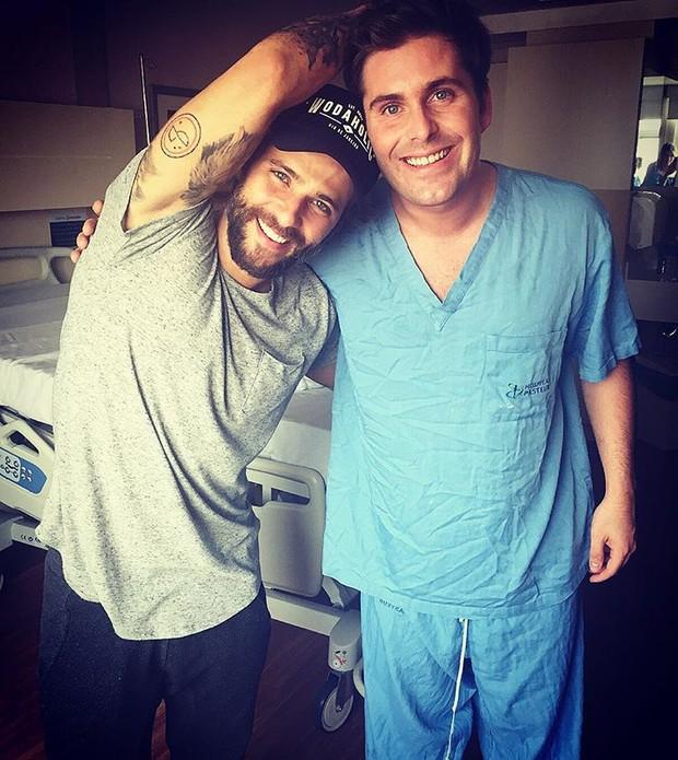 Bruno e Thiago Gagliasso (Foto: Instagram / Reprodução)