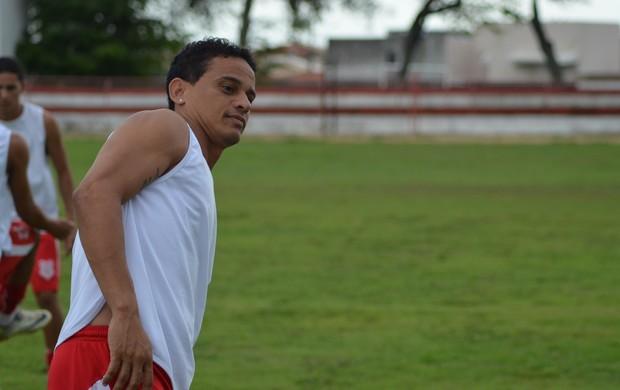 Peixinho caiu nas graças da torcida (Foto: Felipe Martins)