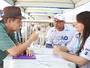 Ação Global em Nova Friburgo reúne mais de 18 mil pessoas