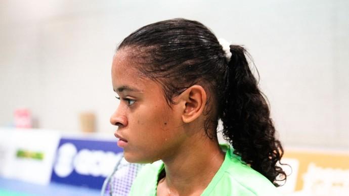 Jaqueline Lopes venceu tudo que disputou nos Jogos Escolares da Juventude (Foto: Divulgação/COB)