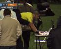 Árbitro usa recurso de vídeo para expulsar David Villa em pré-temporada da MLS