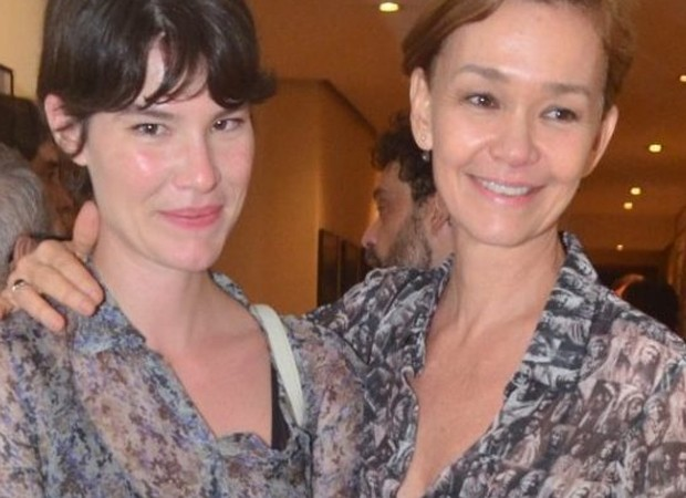 Luiza e Julia Lemmertz (Foto: Foto: Ag News)