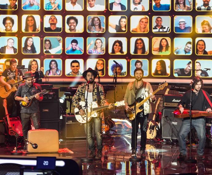 Suricato está entre os finalistas ddo Grammy Latino na categoria Melhor álbum de rock (Foto: Camila Serejo)