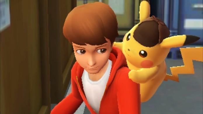 Detetive Pikachu (Foto: Divulgação/Nintendo)