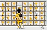A busca de Falcão pelo título  que falta na sua galeria de troféus (Clayton Esteves/ TV TEM)