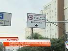 Corredores de ônibus funcionam em novos horários em São José, SP