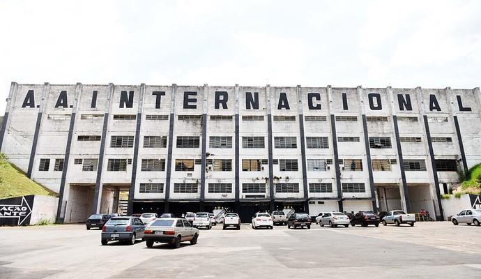 Estádio Major Levy Sobrinho, em Limeira (Foto: Wagner Morente / Secretaria de Comunicação de Limeira)