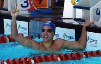 Cuiabano conquista medalhas e surge como futuro da natação brasileira
