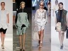Confira dez tendências exibidas na Semana de Moda de Nova York