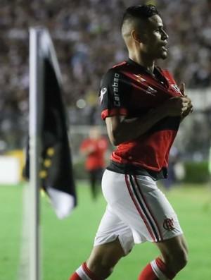 Everton Vasco x Flamengo São Januário (Foto: Gilvan de Souza/Flamengo)