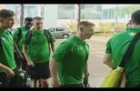 Delegação paralímpica da Irlanda chega para aclimatação