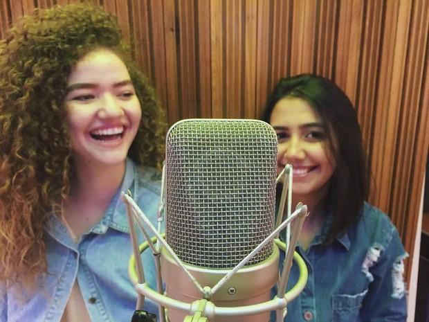 Duo Anavitória confirma a gravação do primeiro álbum da carreira (Foto: Arquivo Pessoal)