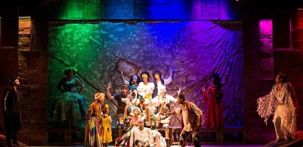 A peça é um ótimo musical para crianças (Foto: Camila Marques/Divulgação)