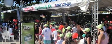 'Caminhar 2014' atende a milhares na Grande BH (Gil Canaan/Divulgação)