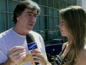 The voice maga  (Foto: Tv Globo)