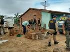 Operação do MP-BA resgata 2.380  animais na região do Rio Paraguaçu