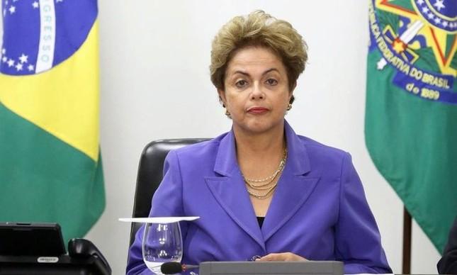 Presidente Dilma Rousseff (Foto: Ailton de Freitas / Agência O Globo)