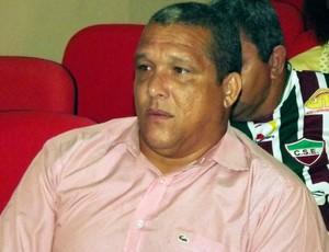 Givanildo Sales, técnico do CSE (Foto: Romário Silva/Arquivo Pessoal)