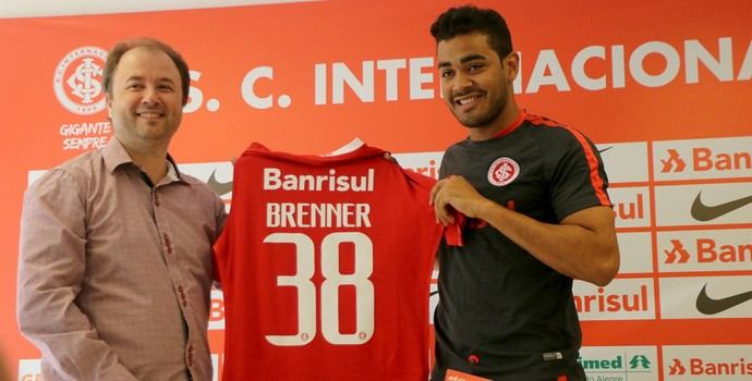 Marcos Marino Brenner Inter (Foto: Diego Guichard / GloboEsporte.com)