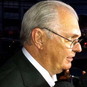 Gilvan Tavares, presidente do Cruzeiro (Foto: Fernando Martins)