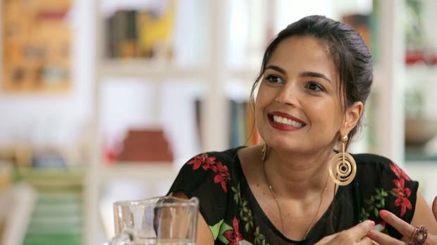 Bela Cozinha - Ep. 11 - Marmitas - Emanuelle Arajo (Foto: Reproduo / GNT)