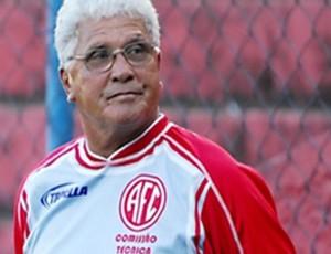Paulo Henrique, técnico do América de Três Rios (Foto: Divulgação)