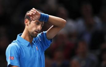 Djokovic cai em Paris e abre caminho para Murray tomar o topo do ranking