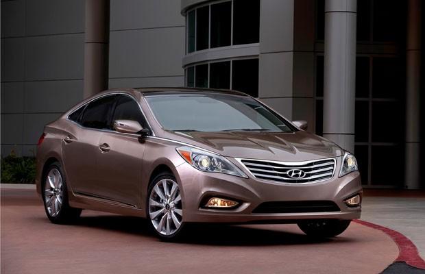 Novo Hyundai Azera Chega 224 S Concession 225 Rias Por R 144 Mil