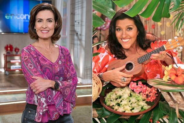Sábado, dia 28, tem Encontro com Fátima Bernardes; no domingo, dia Esquenta! presta homenagem aos 450 anos do Rio (Foto: Globo)