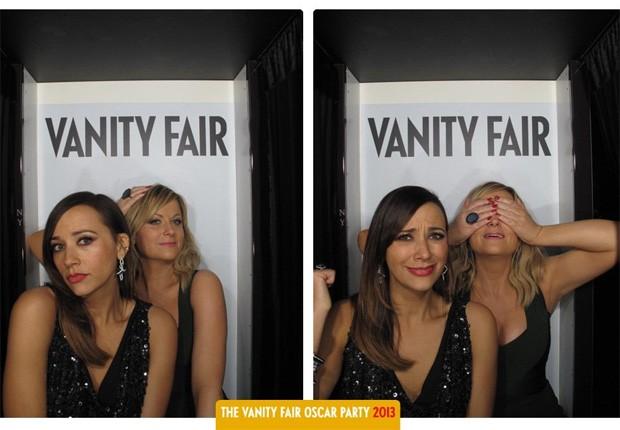 Rashida Jones e Amy Poehler (Foto: Reprodução)