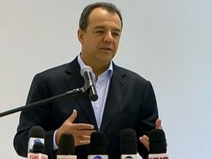 Sérgio Cabral - GloboNews (Foto: Reprodução GloboNews)