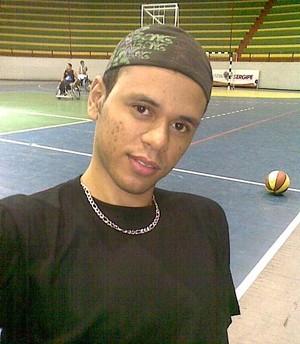 Wellington Fonseca, atleta da Ascante (Foto: Reprodução/facebook)
