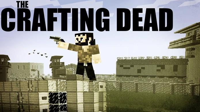 The Walking Dead inspira uma série de obras e inclusive muitos games (Foto: YouTube)