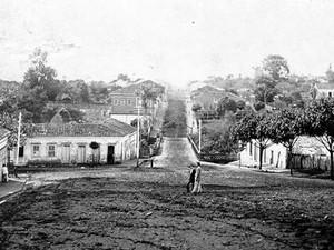 História de Brotas (Foto: Secretaria de Turismo/Divulgação)