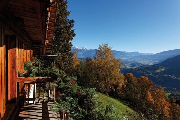 Hotel San Lorenzo Mountain Lodge (Foto: divulgação)