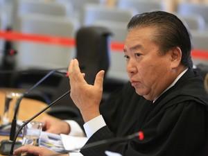 Ministro Fernando Eizo Ono foi relator do processo (Foto: Aldo Dias/ Secom TST)