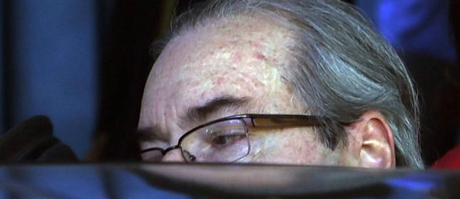 Eduardo Cunha (Foto: Jorge William / Agência O Globo)