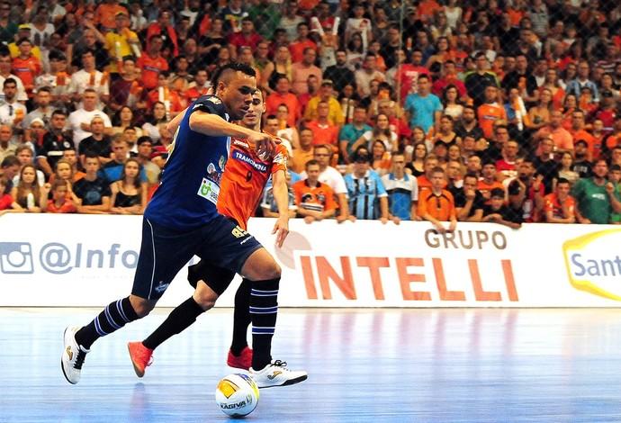 Final liga naciona de futsal: carlos barbosa (Foto: Ricardo Artifon)