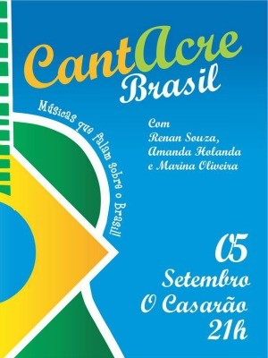 Cantacre Brasil (Foto: Divulgação)