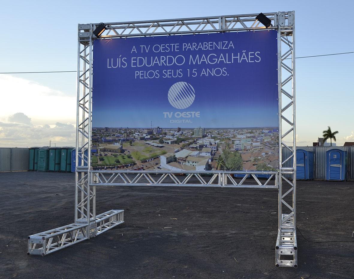 Aniversário de Luís Eduardo Magalhães (Foto: Divulgação)