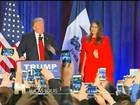 Donald Trump perde votação em Iowa nas prévias para as eleições nos EUA
