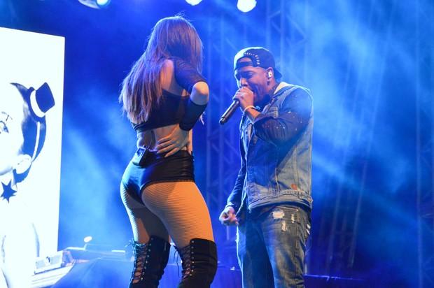 Anitta e Nego do Borel (Foto: Gabi Moraes/AG.News)