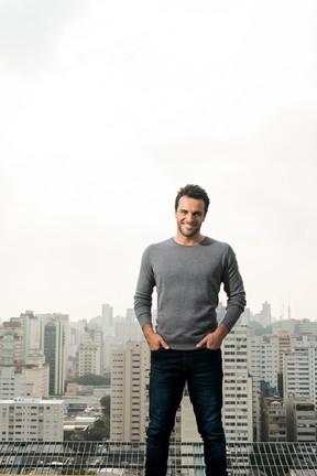 Rodrigo Lombardi (Foto: Gabriel Rinaldi / Revista Gol Linhas Aéreas Inteligentes)