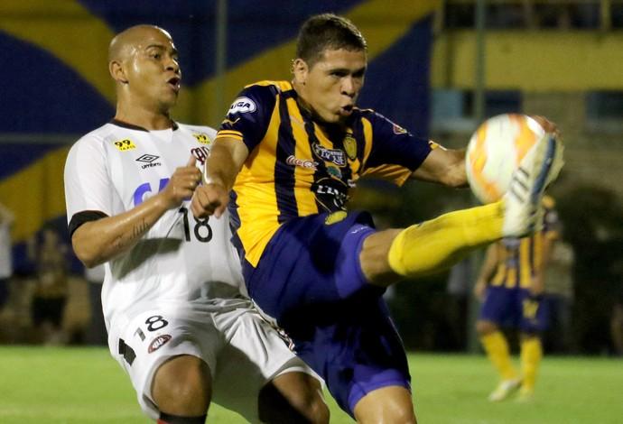 Sportivo Luqueño Atlético-PR (Foto: EFE)