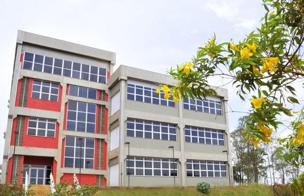 Prédio do LacTAD (Laboratório Central de Tecnologias de Alto Desempenho em Ciências da Vida), 1º do Brasil a integrar pesquisasm em genoma e células (Foto: Divulgação/Unicamp)