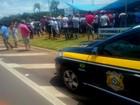 Polícia diz ter zerado bloqueios em rodovias federais do Paraná