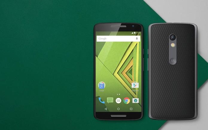 Moto X Plau tem Android 5.1 Lollipop Puro e vai receber versão 6.0 Marshmallow (Foto: Divulgação/Motorola)