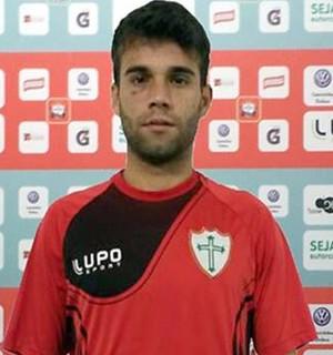 Jussandro já vestiu a camisa da Portuguesa (Foto: Divulgação)